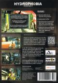 Hydrophobia: Prophecy Windows Back Cover