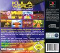 Roll Away PlayStation Back Cover