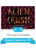 Alien Crush Wii Front Cover