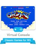 Ordyne Wii Front Cover