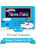 Detana!! TwinBee Wii Front Cover