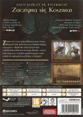 King Arthur II: The Role-Playing Wargame Windows Back Cover