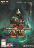 King Arthur II: The Role-Playing Wargame Windows Front Cover