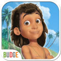 The Jungle Book: Fruit Dash! iPad Front Cover