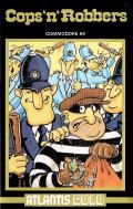 Cops n' Robbers Commodore 64 Front Cover