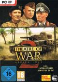 Theatre of War 2: Africa 1943 Windows Front Cover