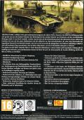 Theatre of War 2: Africa 1943 Windows Back Cover