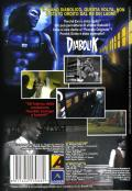 Diabolik: The Original Sin Windows Back Cover