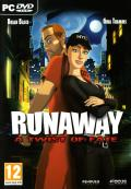 Runaway: A Twist of Fate Windows Other Keep Case - Front Cover