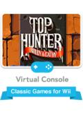 Top Hunter: Roddy & Cathy Wii Front Cover