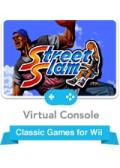 Street Slam Wii Front Cover