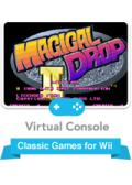 Magical Drop II Wii Front Cover