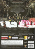 Disciples III: Resurrection Windows Other Keep case back cover