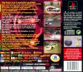 Michelin Rally Masters: Race of Champions PlayStation Back Cover