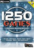 1250+ Games Windows Front Cover