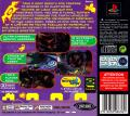 N2O Nitrous Oxide PlayStation Back Cover