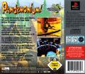 Pandemonium! PlayStation Back Cover