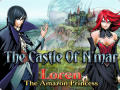 Loren: The Amazon Princess - The Castle of N'Mar Windows Front Cover