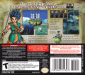 Dragon Quest VI: Realms of Revelation Nintendo DS Back Cover