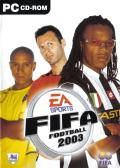 FIFA Soccer 2003 Windows Front Cover