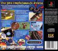 FoxKids.com Micro Maniacs Racing PlayStation Back Cover