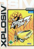 Crazy Taxi 3: High Roller Windows Front Cover