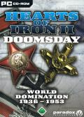 Hearts of Iron II: Doomsday Windows Other Keep Case Front