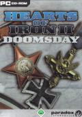 Hearts of Iron II: Doomsday Windows Front Cover