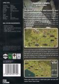 Panzer Corps: Allied Corps Windows Back Cover