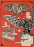BioShock Infinite Xbox 360 Inside Cover Right