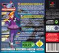 Trick'N Snowboarder PlayStation Back Cover
