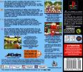 South Park PlayStation Back Cover