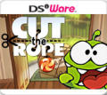 Cut the Rope Nintendo DSi Front Cover