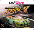 Need for Speed: Nitro-X Nintendo DSi Front Cover