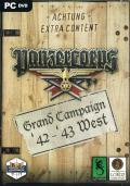 Panzer Corps: Grand Campaign '42-'43 West Windows Front Cover