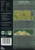 Panzer Corps: Grand Campaign '44 West Windows Back Cover