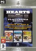 Hearts of Iron II: Platynowa Edycja Windows Front Cover
