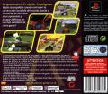Tank Racer PlayStation Back Cover