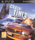 Crash Time 4: The Syndicate PlayStation 3 Front Cover