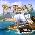 Port Royale 3: New Adventures PlayStation 3 Front Cover