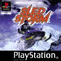 Sled Storm PlayStation Front Cover