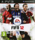 FIFA Soccer 12 PlayStation 3 Front Cover