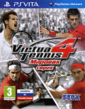 Virtua Tennis 4 PS Vita Front Cover