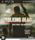 The Walking Dead: Survival Instinct PlayStation 3 Front Cover