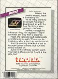 Juice! Commodore 64 Back Cover
