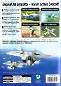JetFighter V: Homeland Protector Windows Back Cover