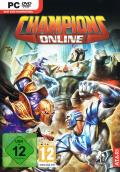 Champions Online Windows Front Cover