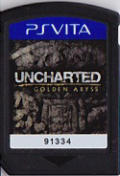 Uncharted: Golden Abyss PS Vita Media