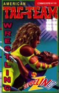 American Tag-Team Wrestling Commodore 64 Front Cover