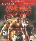 Tekken 6 PlayStation 3 Front Cover